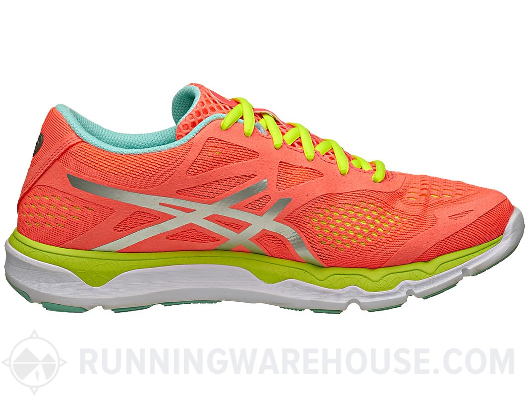 Low Offset Running Shoes